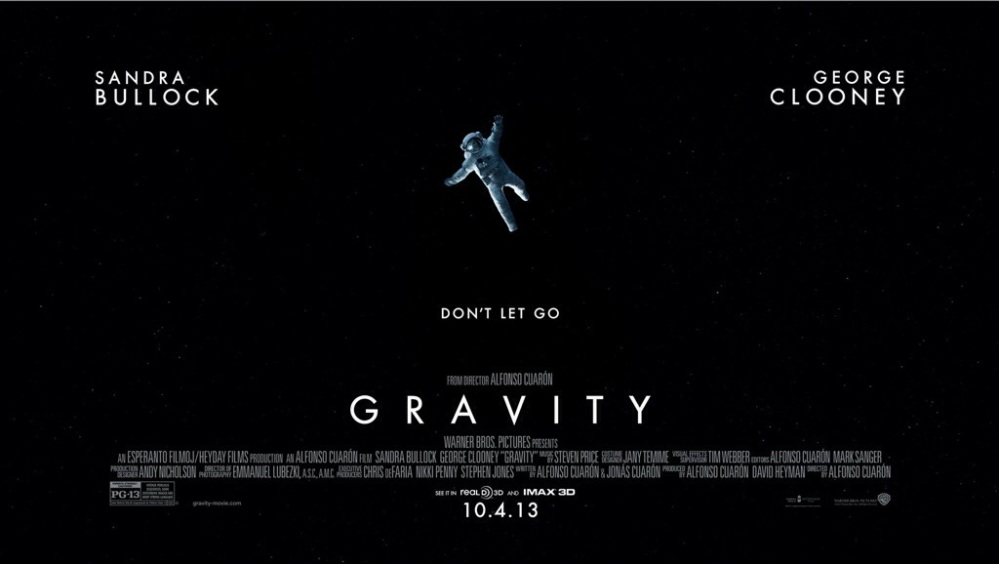 Movie Review - Gravity