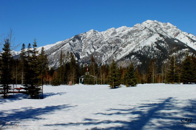 My photography - Banff mountains
