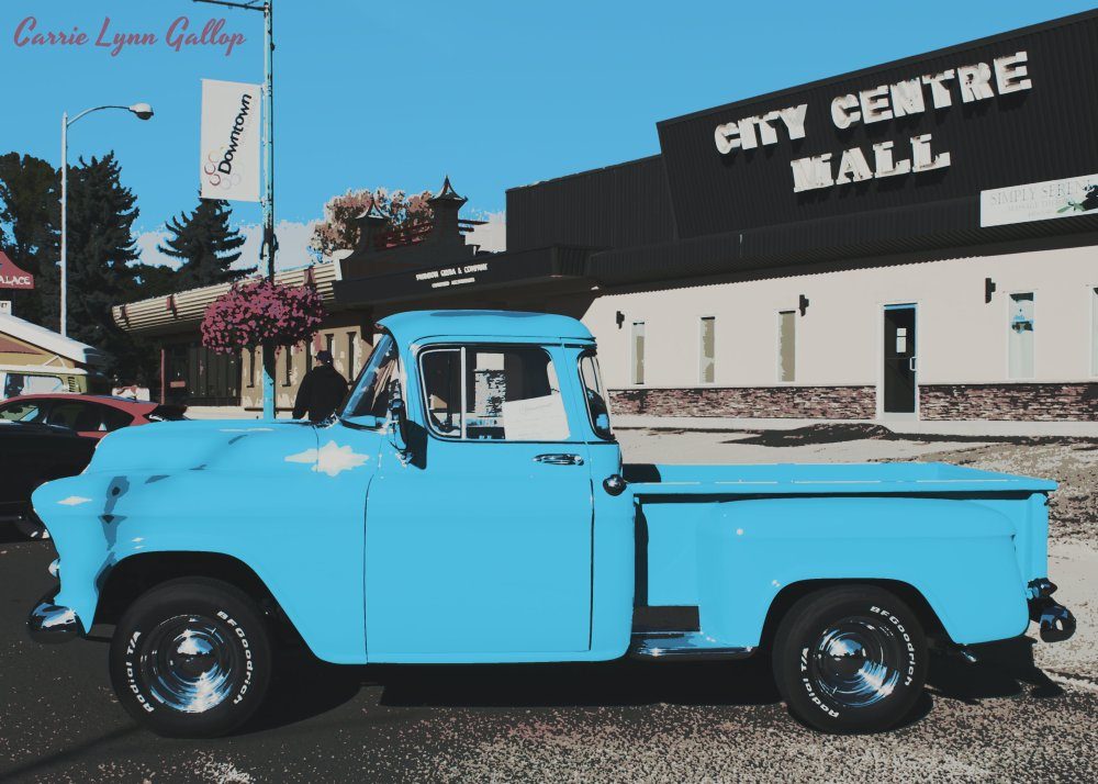 My Photography - Old Truck Art